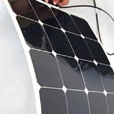 Panneaux solaire Flexible Mono 100Wp