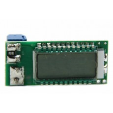 Testeur de batterie avec écran LCD