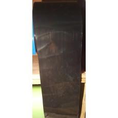Gaine thermorétractable noire Ø 18 cm (au mètre)