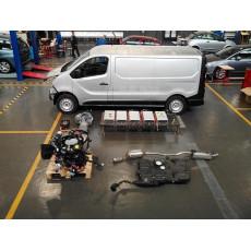 Conversion ou construction véhicule électrique